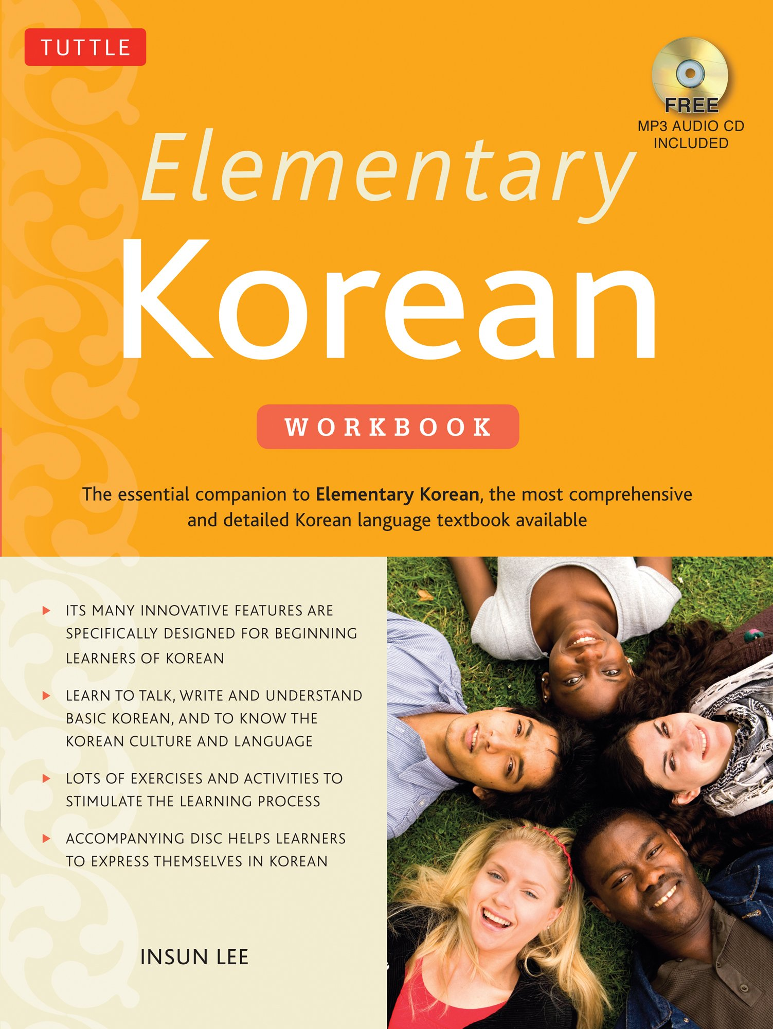 Elementary Korean Workbook: (Audio CD Included)