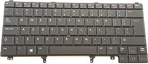 keyboard go go go new original laptop keyboard replacement for Dell Latitude E6220 E6320 E6420 Series US layout PK130FN1D29 NSK-DV2BC Series US layout black backlit PK130FN1D29 NSK-DV2BC E6420