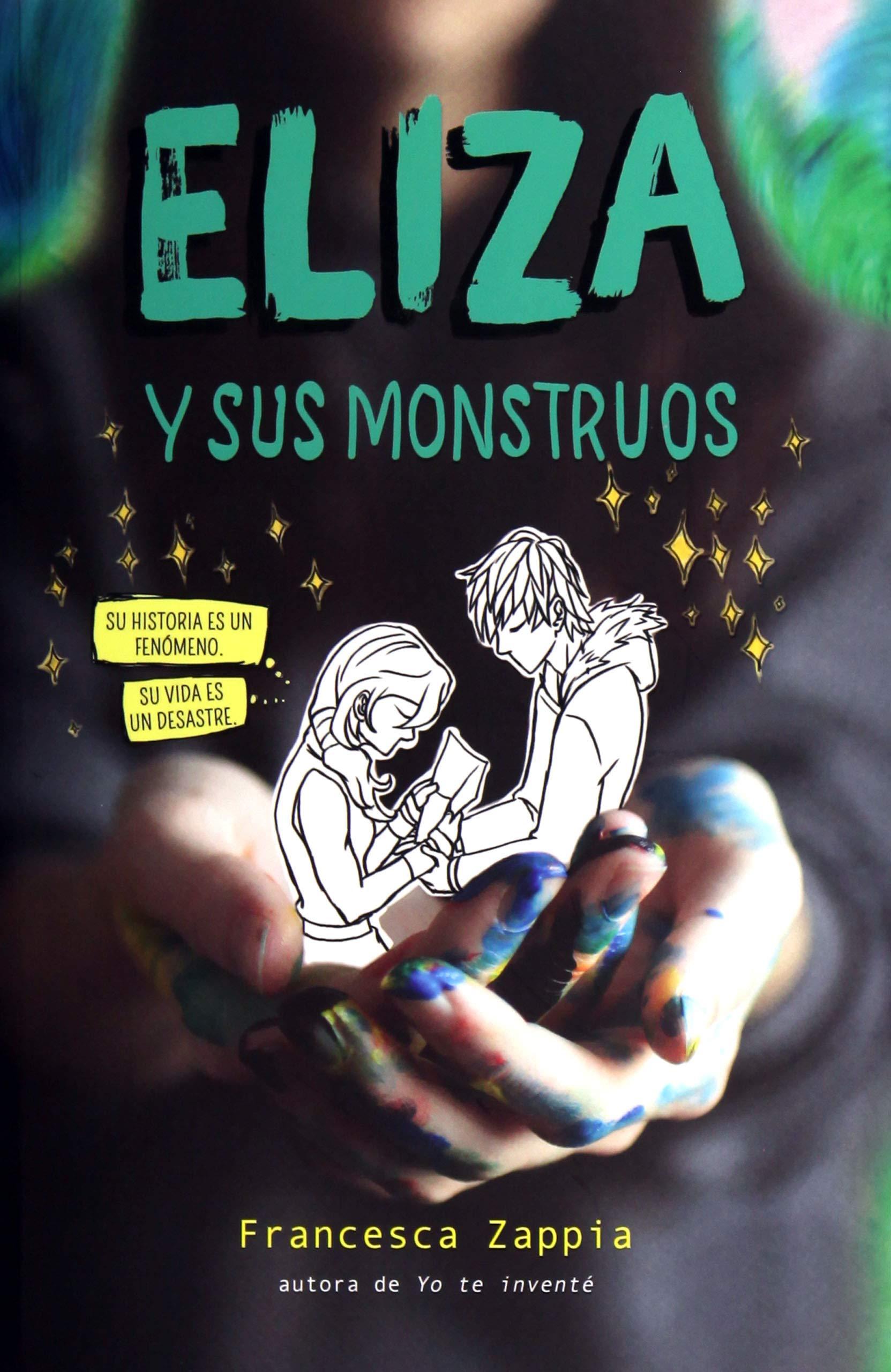 ELIZA Y SUS MONSTRUOS: FRANCESCA ZAPPIA: Amazon.com.mx: Libros
