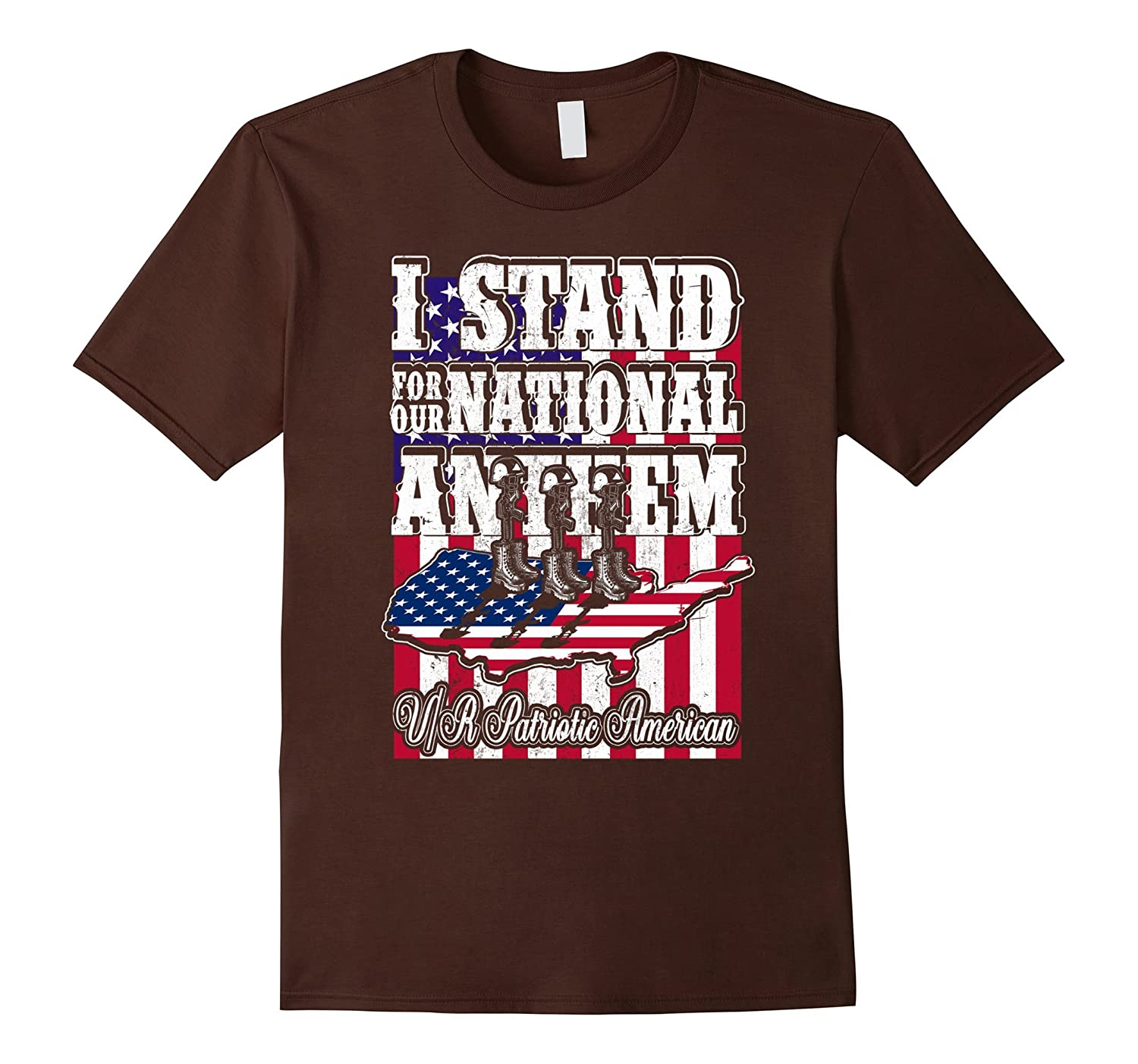 I stand for our national anthem-CD