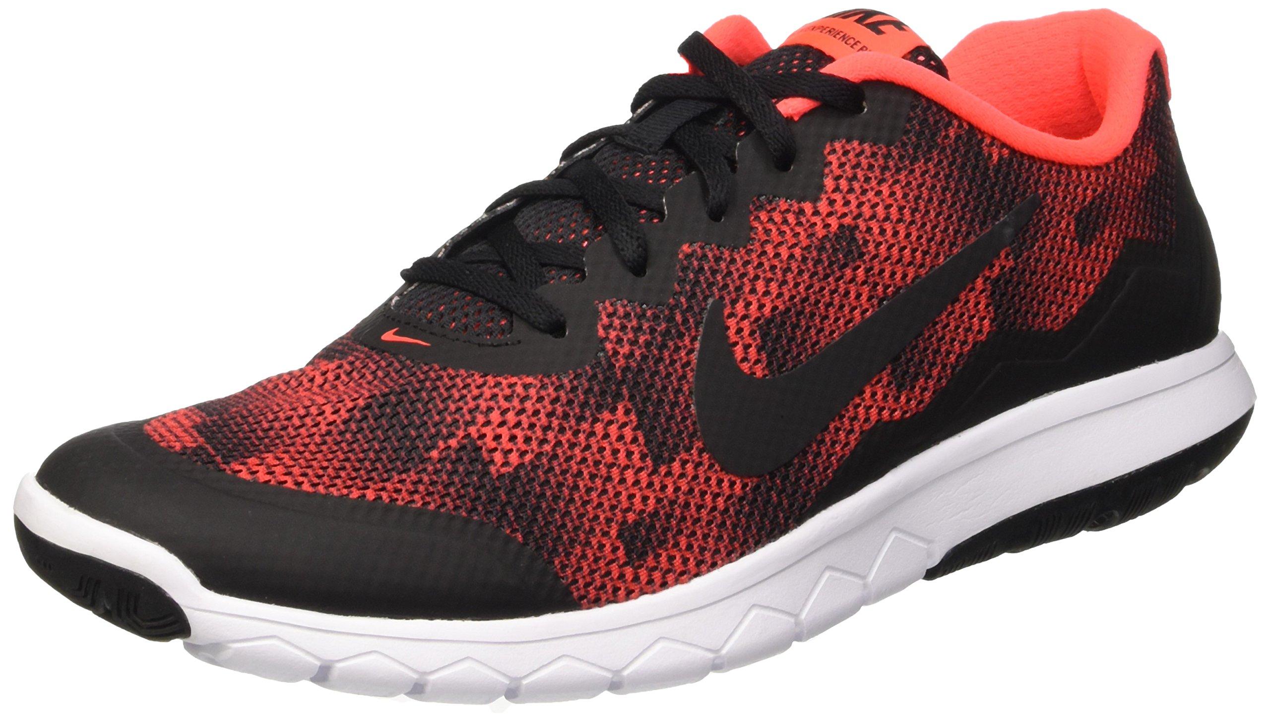b62cbe072051 Galleon - Nike Men s Flex Experience Rn 4 Prem Bright Crimson Black White Running  Shoe 11.5 Men US