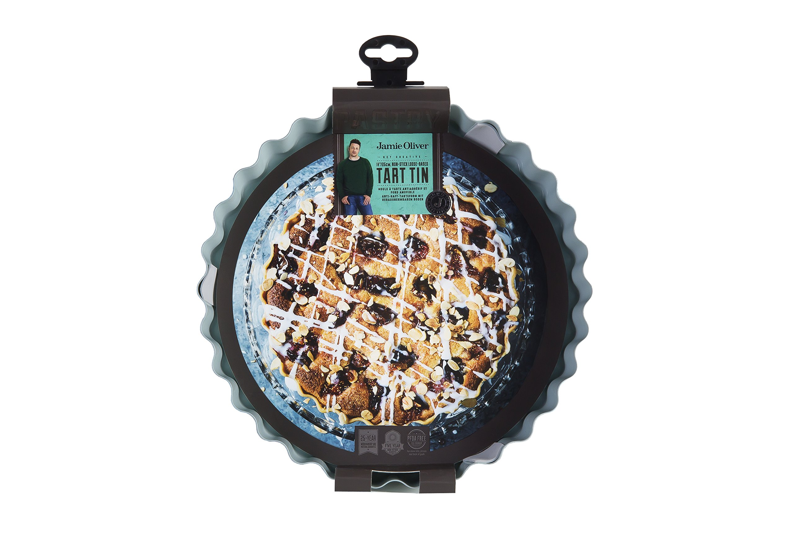 JAMIE OLIVER Tart Pie Tin, 10 Inches, Nonstick by Jamie Oliver (Image #2)