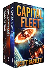 Capital Fleet: The Complete Ixan Legacy Series Box Set Kindle Edition