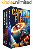 Capital Fleet: The Complete Ixan Legacy Series Box Set