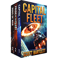 Capital Fleet: The Complete Ixan Legacy Series Box Set (English Edition)