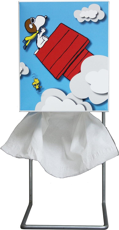 Romboxt Snoopy - Caja de pañuelos: Amazon.es: Hogar
