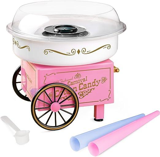 Nostalgia PCM305 Vintage Hard /& Sugar-Free Candy Cotton Candy Maker