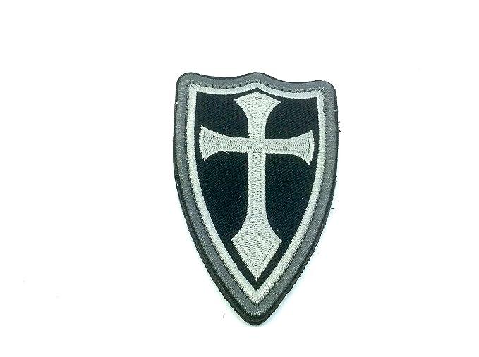 Orden de Santiago Saint James Cruz bordado Airsoft Paintball ...