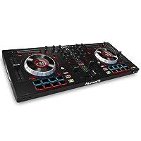 Numark MixTrack Platinum 2-Deck All-in-One DJ Controller mit Jogwheel Display und 24-Bit Audio Ausgabe inkl. Serato Intro und Prime Loops Remix Tool Kit