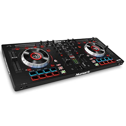 numark mixtrack platinum virtual dj mapping download