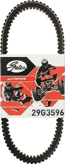Gates Drive Belt 2004-2007 Yamaha YXR66F Rhino 660 G-Force CVT Heavy Duty lo