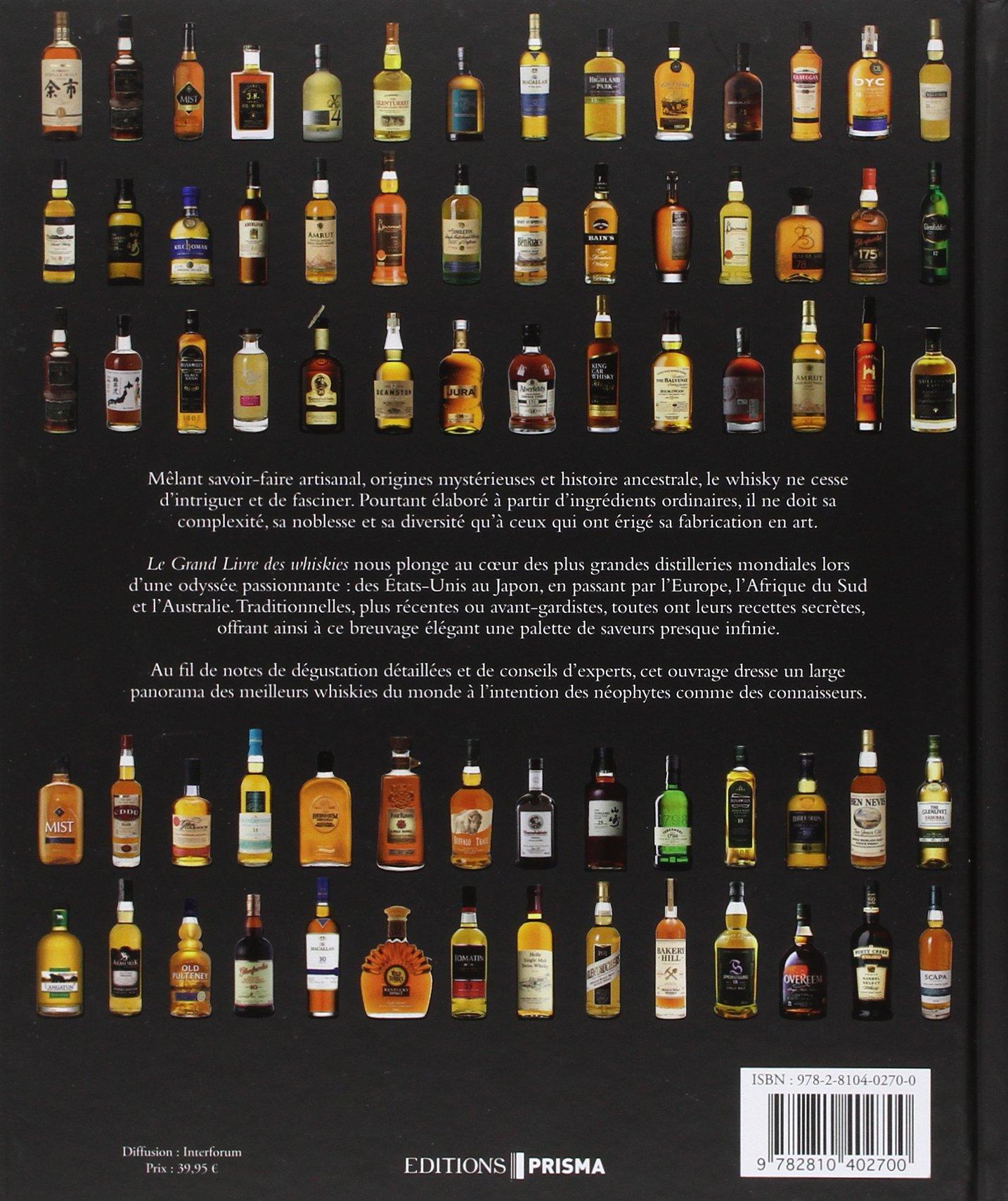 Le Grand Livre Des Whiskies Gavin D Smith Dominic Roskrow