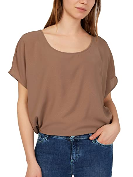 Gas 125277 Blusa Mujeres Marròn XS
