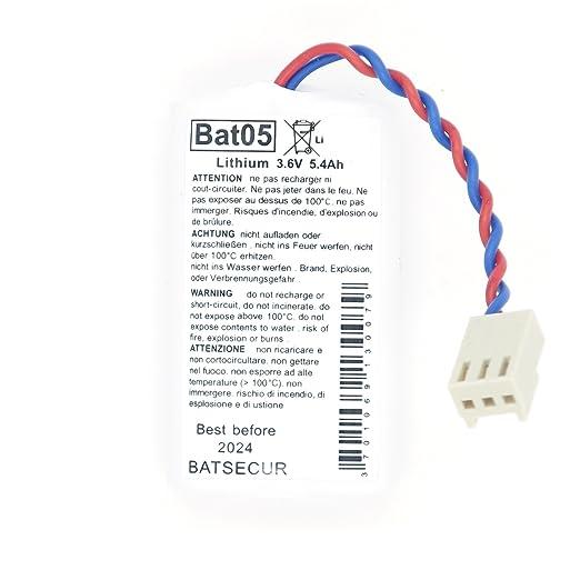BATLI26 Daitem Pile Lithium 3.6 Volts 4Ah Compatible
