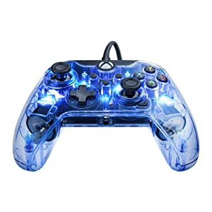 Afterglow Prismatic LED Wired Controller: Multicolor - Xbox Series X S, Xbox One, Xbox Series X