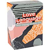 Love Language: The Card Game - 101 Conversation Starter Questions for Couples - to Explore & Deepen Connections with Your Partner - Date Night & Relationship Cards