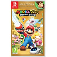 Mario + Rabbids Kingdom Battle - Gold - Nintendo Switch
