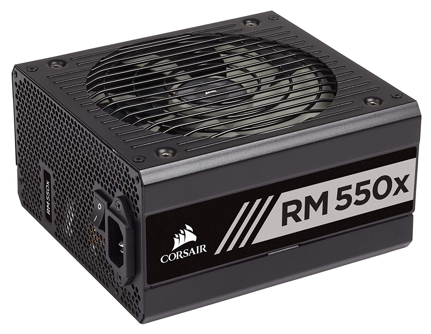 Corsair RM750 RM Series 750 W Fully Modular ATX Power Supply 80 Plus Gold Certified Black