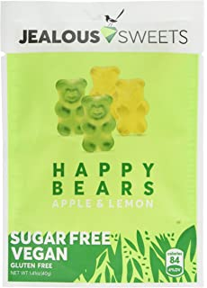 Jealous Sweets Grizzly Bears Jelly, 50 g, Pack of 3: Amazon