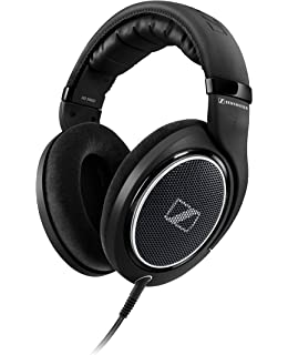0bc7105520e Sennheiser HD 598 Special Edition Over-Ear Headphones - Black (Discontinued  by Manufacturer)