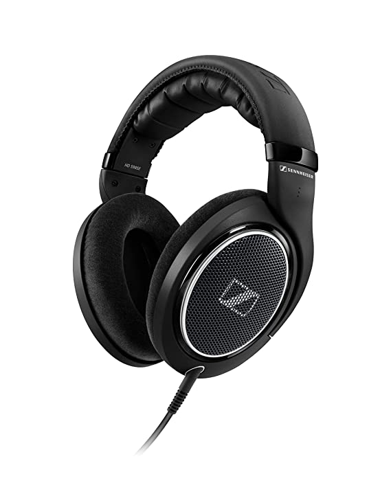 Sennheiser HD 598 Special Edition Over-Ear Headphones - Black (Discontinued  by Manufacturer)