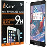 DMG iKare Tempered Glass Screen Protector for One Plus 3 (2.5D Smooth Edge Ultra Clear)