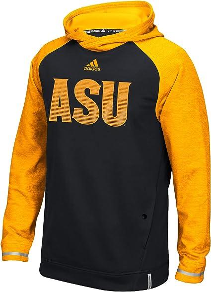 Adidas NCAA Men/'s Arizona State Sun Devils Long Sleeve Training Hoodie