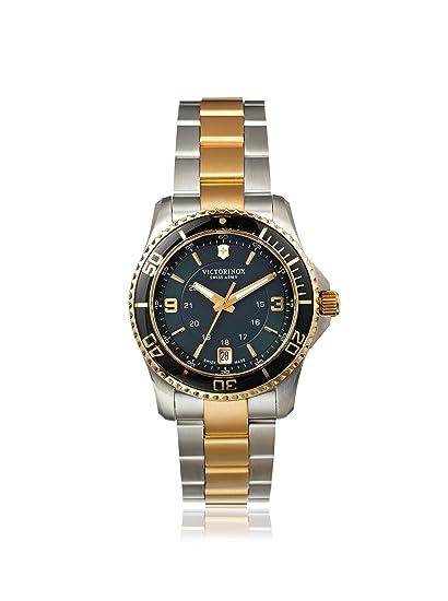Victorinox Swiss Army Maverick 241612 - Reloj analógico de cuarzo para mujer, correa de acero