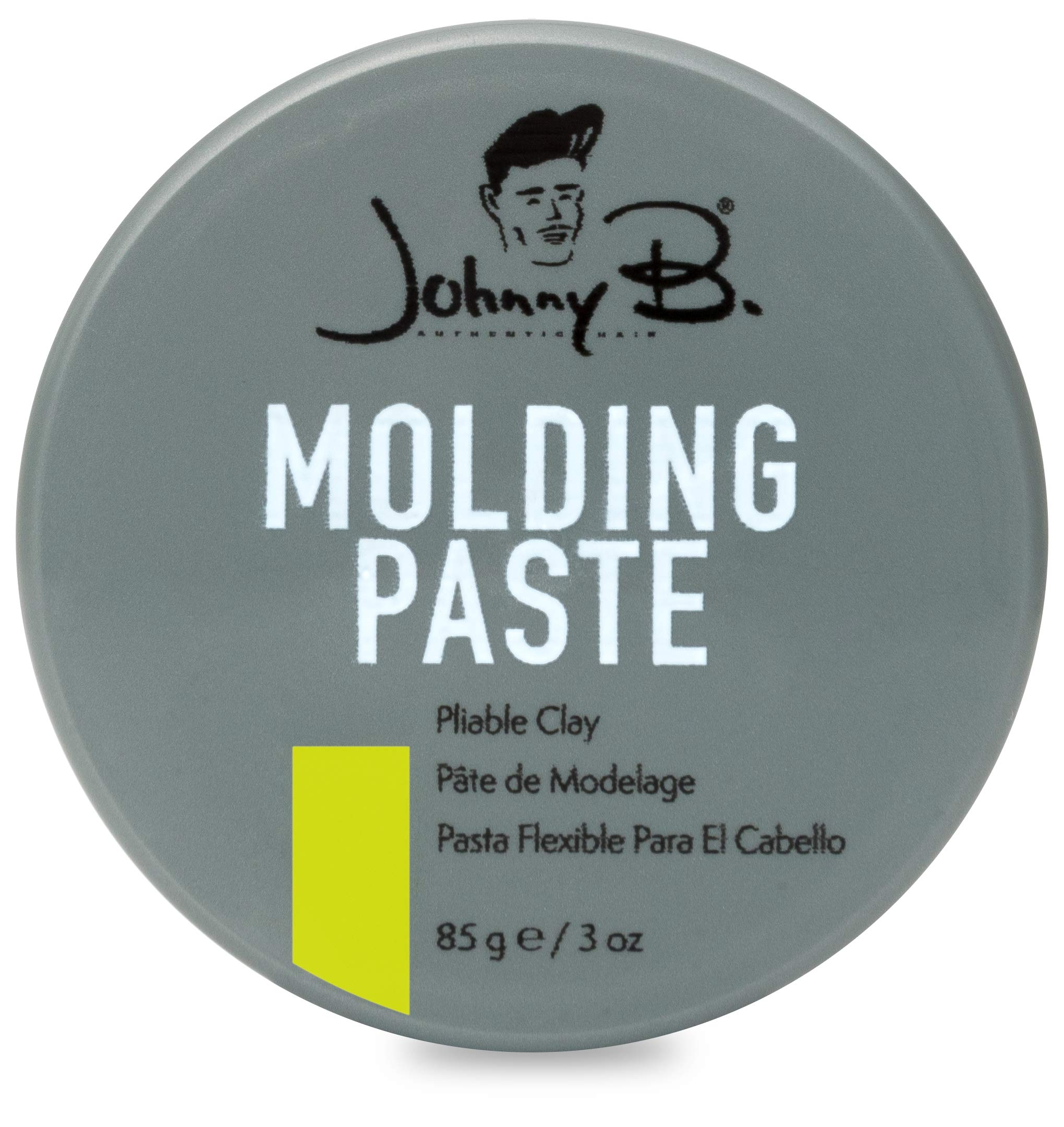 Johnny B Pliable Clay Molding Paste (3 oz) by JOHNNY B.