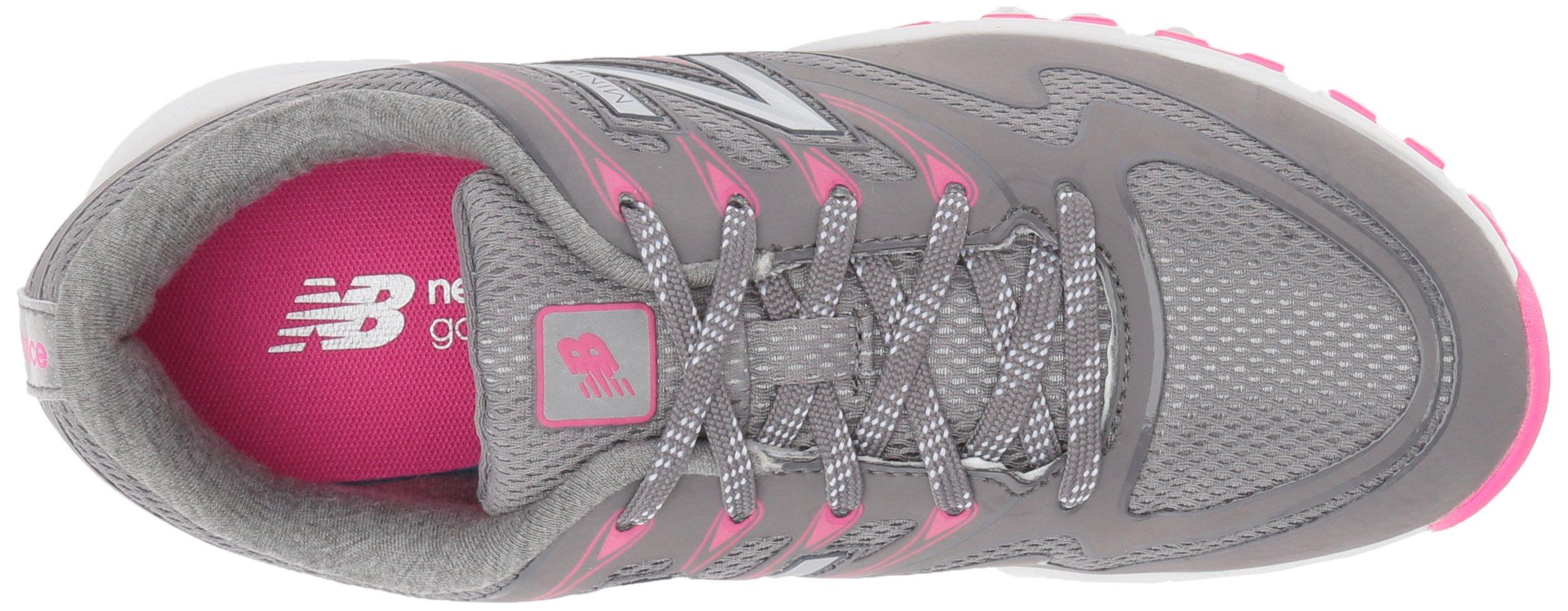 New Balance Women's Minimus Sport Golf Shoe, Pink/Grey, 7.5 B B US by New Balance (Image #8)