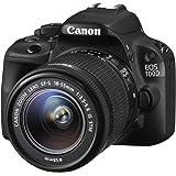 Canon EOS 100D + EF-S 18-55mm (Ricondizionato Certificato)