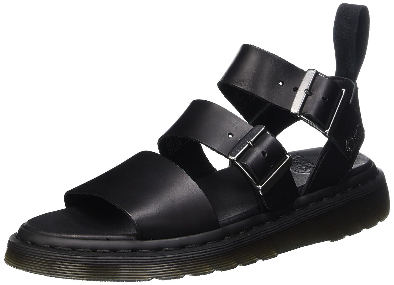 Dr. Martens Unisex Gryphon Gladiator Sandal B00DWISD3S 8 UK/Men's 9 M US|Black