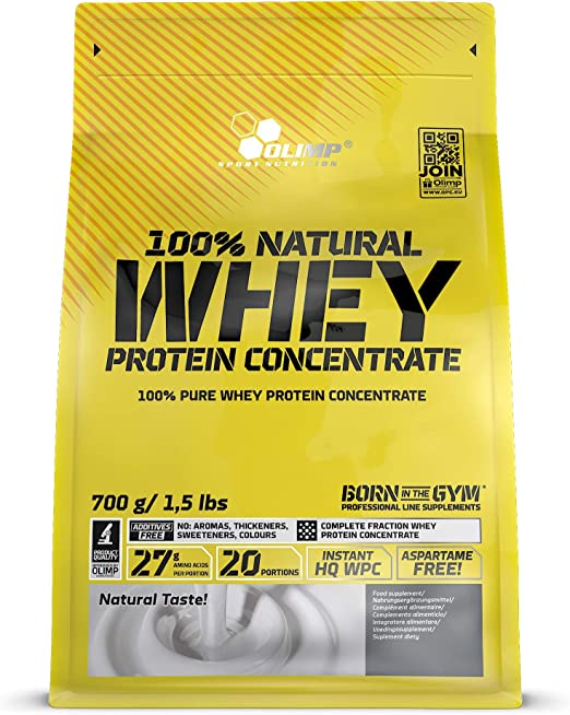 Olimp Sport Nutrition Whey Protein Concentrate 100% - 0.7 kg