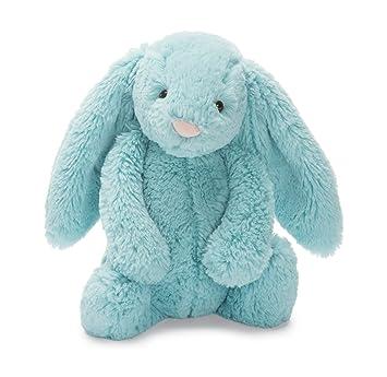 Jellycat Peluche Bashful Aqua Bunny (1)