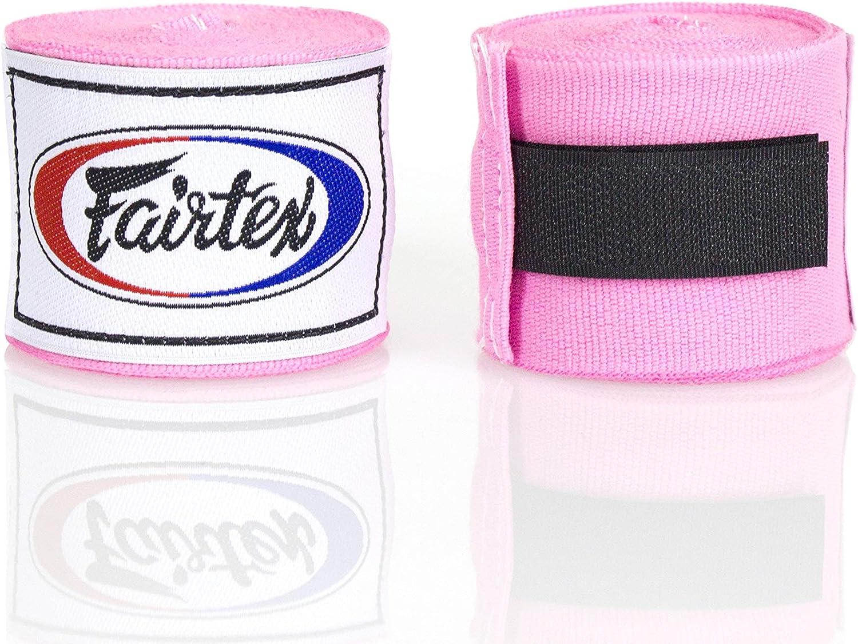 Hw2/Coton de qualit/é sup/érieure de Boxe /à la Main Wraps 4.5/m la Paire Fairtex