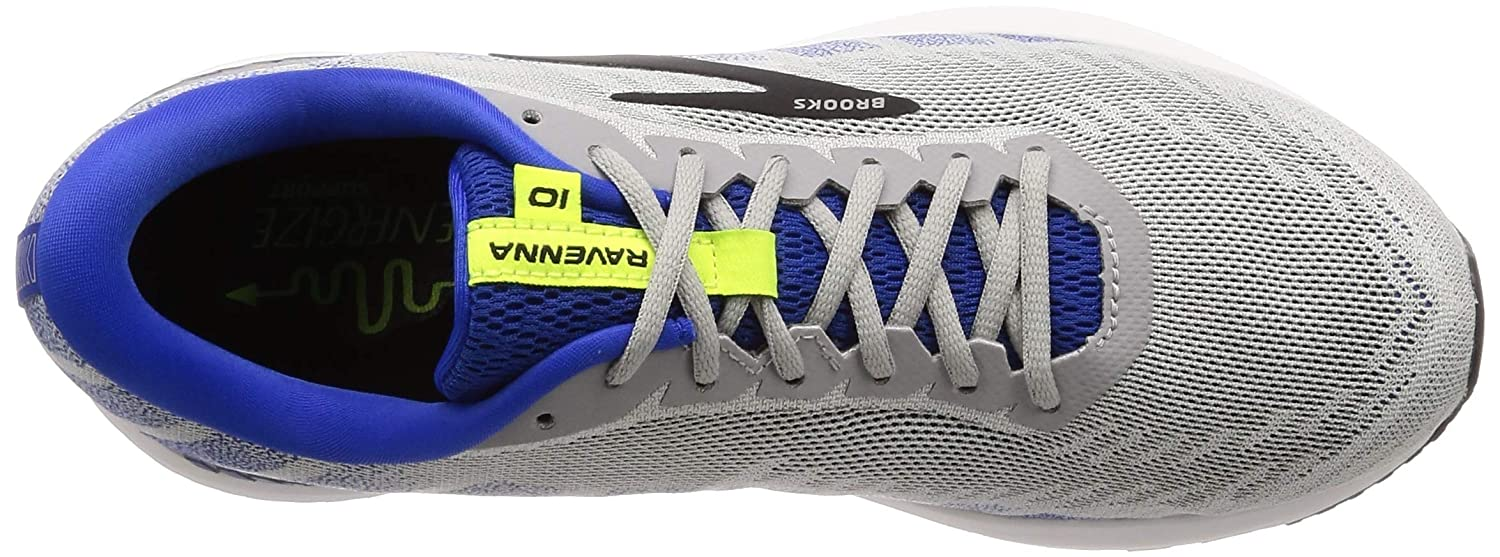 a1b4ee53a45 Brooks Men s Ravenna 10 Running Shoes  Amazon.co.uk  Shoes   Bags