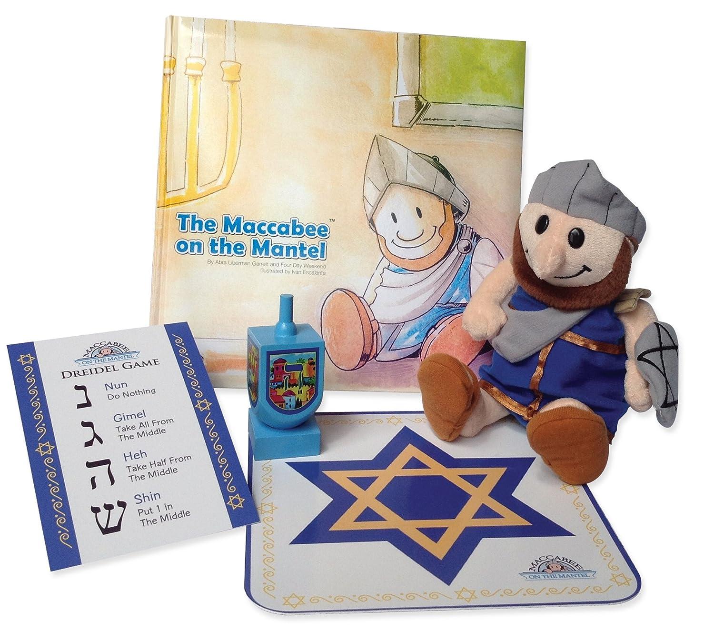Amazon.com: Maccabee's Hanukkah Gift Set: Toys & Games