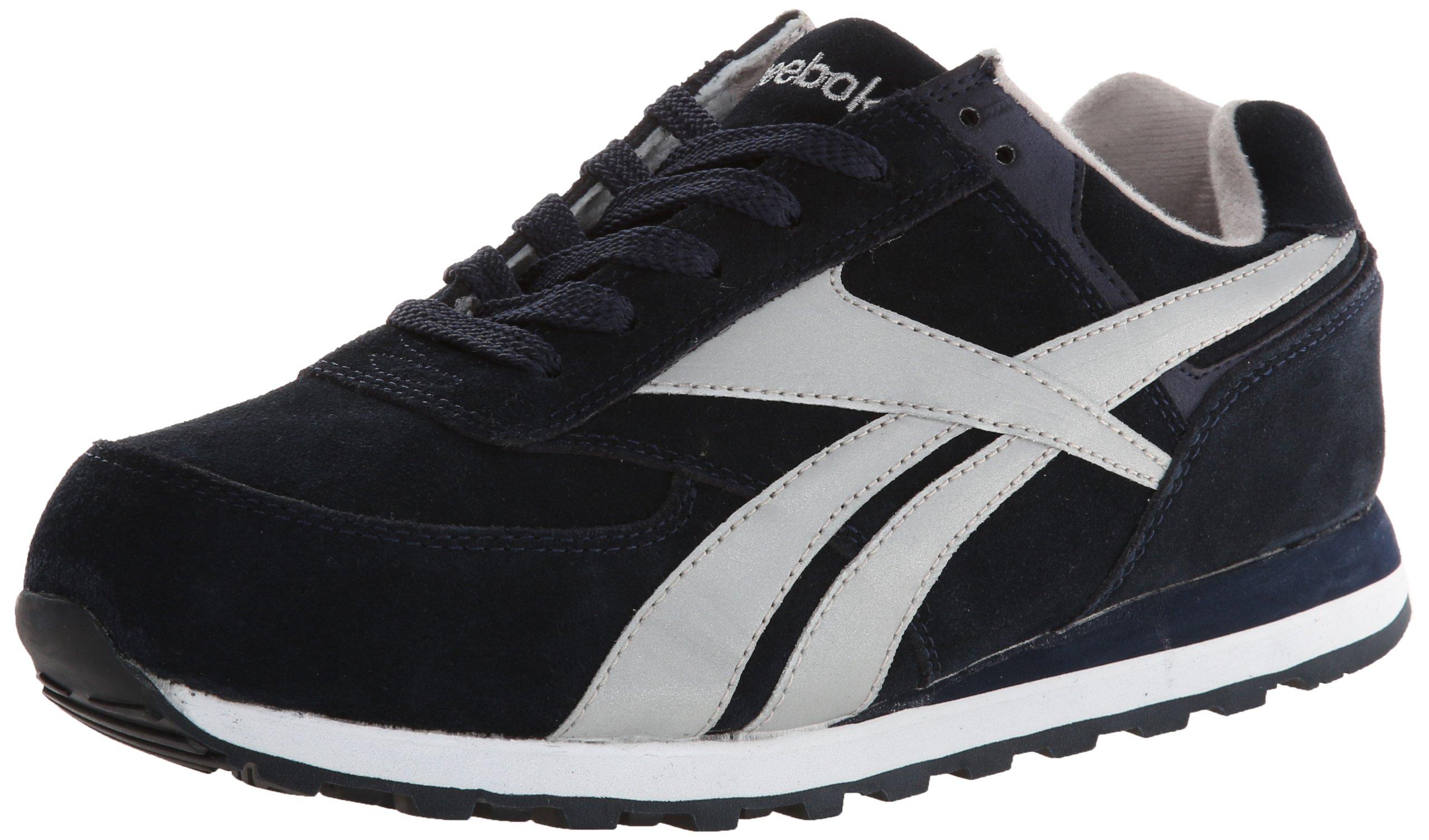 Reebok Work Men's Leelap RB1975 Safety Shoe,Blue,10 M US by Reebok Work