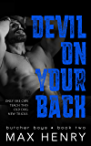 Devil on Your Back (Butcher Boys Book 2)