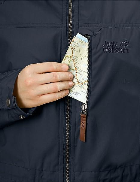 Jack Wolfskin Damen Jacke Magellan Par W Night Blue 1302991