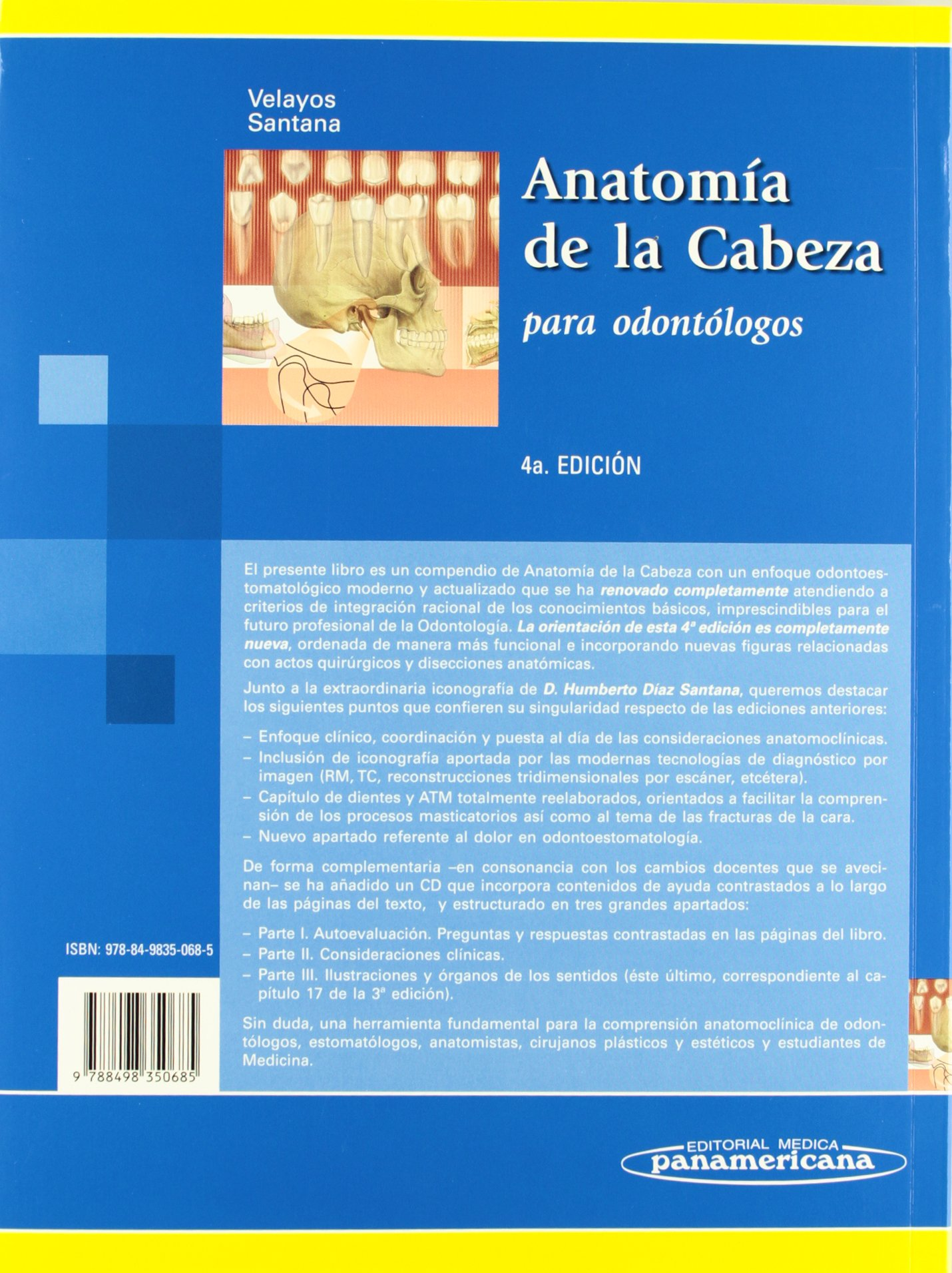 Amazon.fr - Anatomia De Cabeza Y Cuello - VELAYOS-SANTANA - Livres