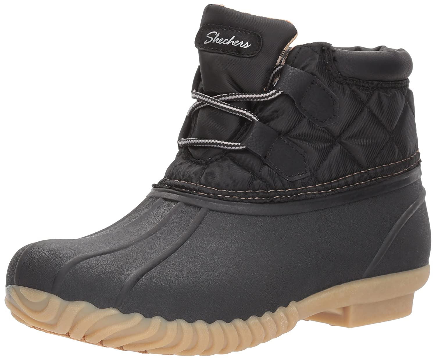 Skechers Frauen Stiefel  6 B(M) US|Black