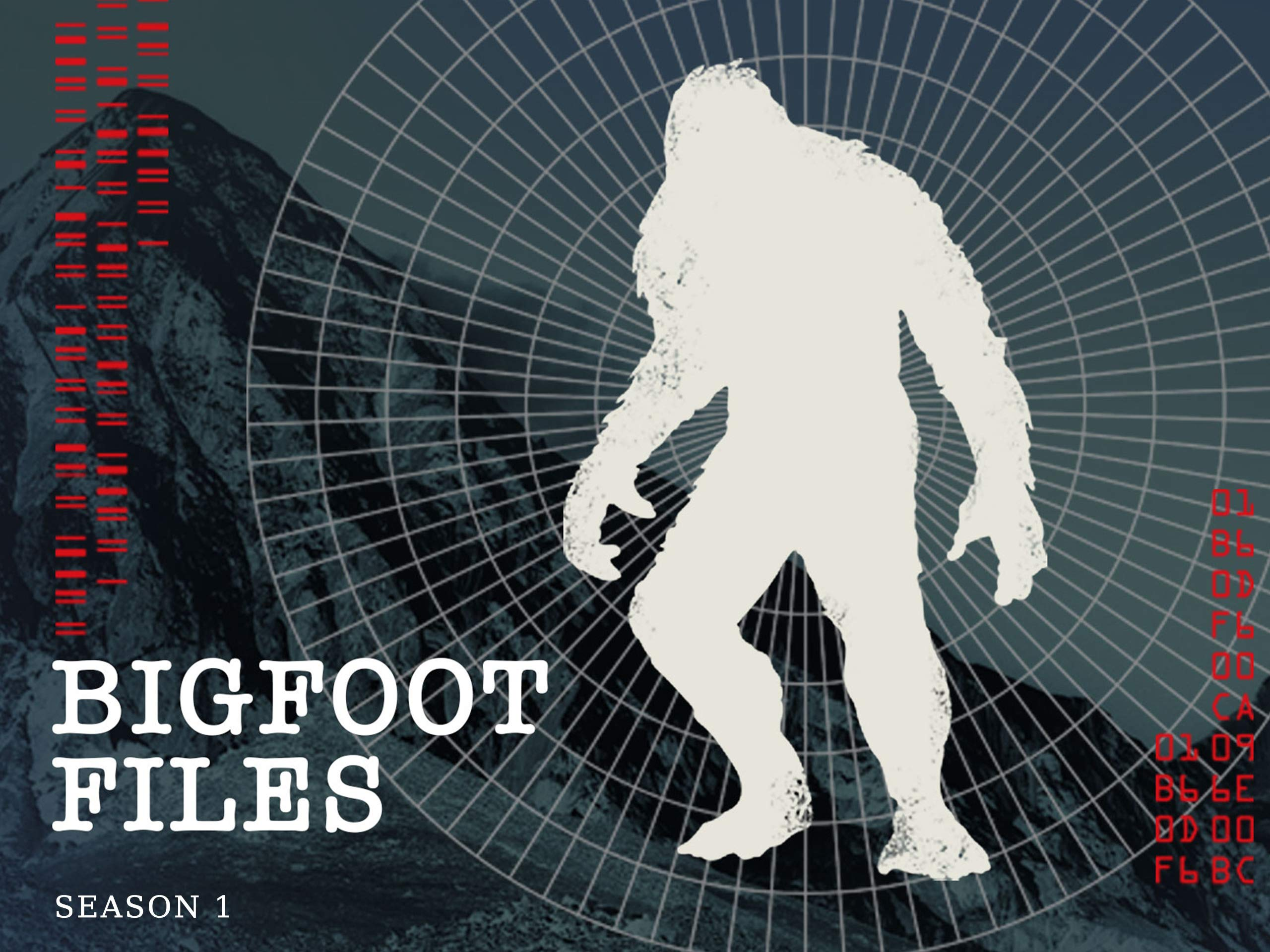 Bigfoot Files on Amazon Prime Video UK