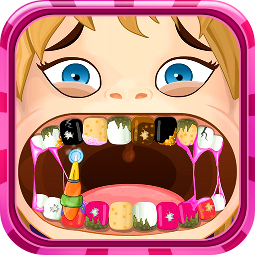Dentist fear - Dentist game