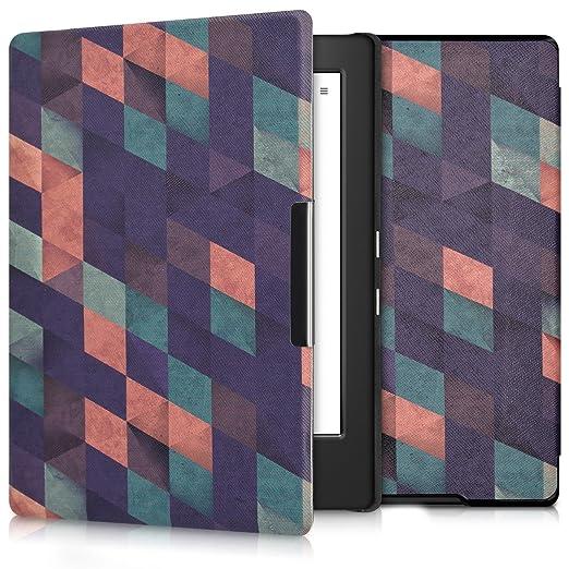 89 opinioni per kwmobile Cover per Kobo Aura H2O Edition 1- Custodia a libro per eReader-