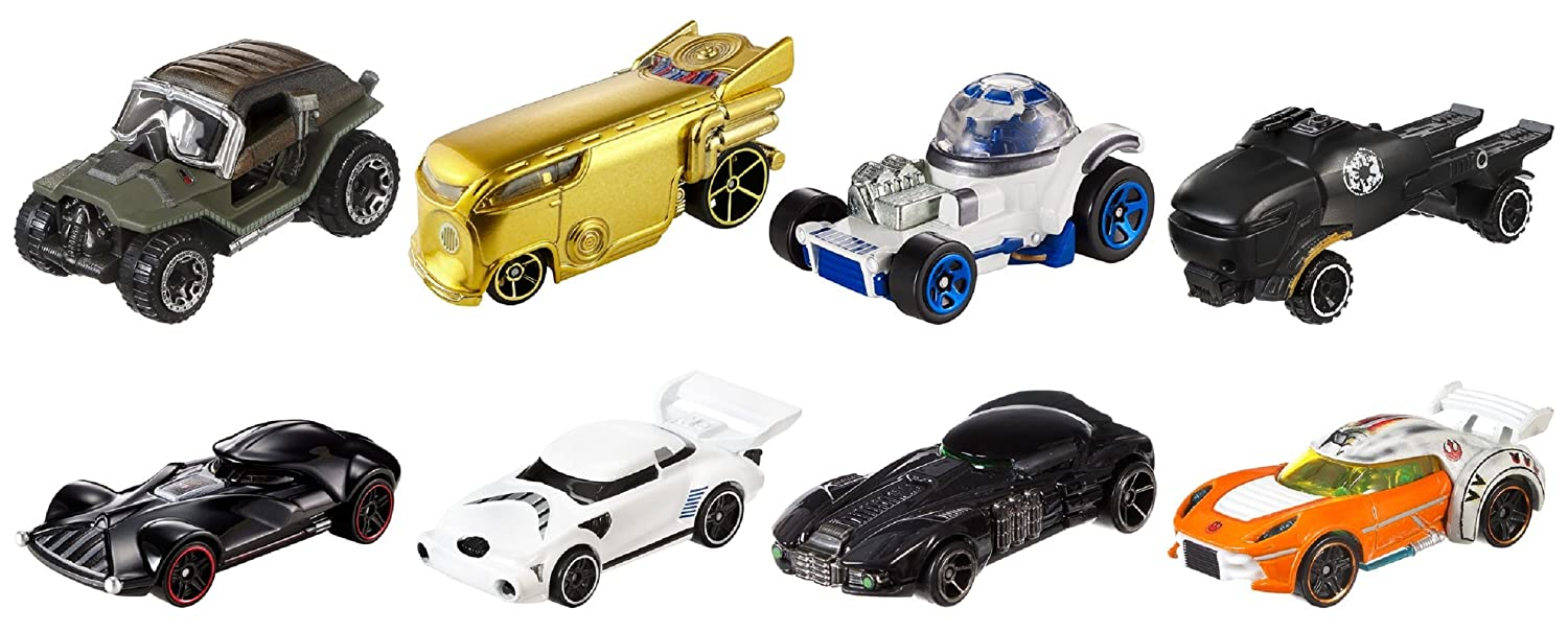 Hot Wheels Star Wars Vehicle B...