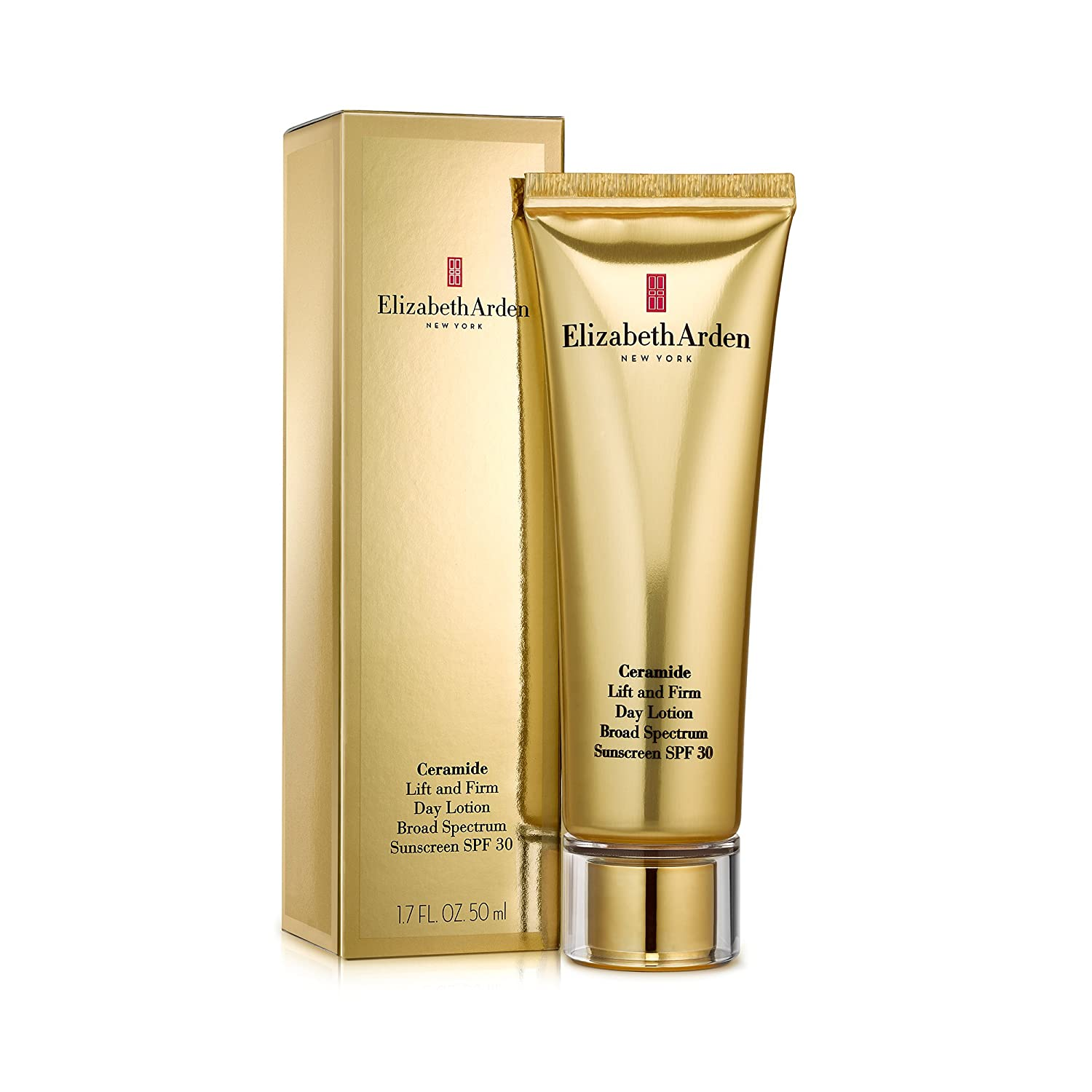 Amazon Elizabeth Arden Ceramide Lift And Firm Day Lotion Broad