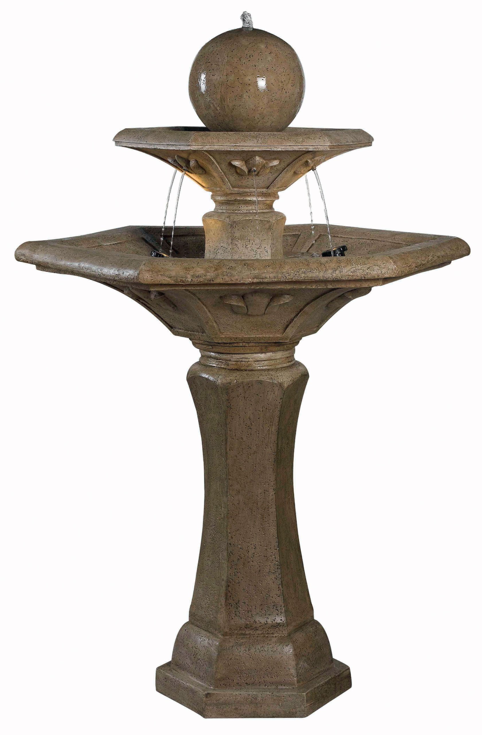 Kenroy Home 50325DT Provence Outdoor Fountain by Kenroy Home
