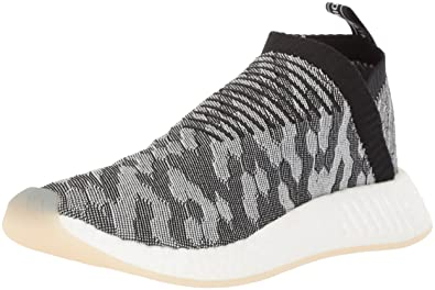 db858f2f6eb62 adidas Originals Women s NMD CS2 PK W Running Shoe Black Wonder Pink