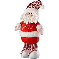 WeRChristmas–Figura Decorativa de pie de Papá Noel